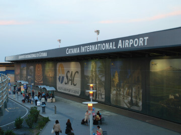 Car rental Catania Airport