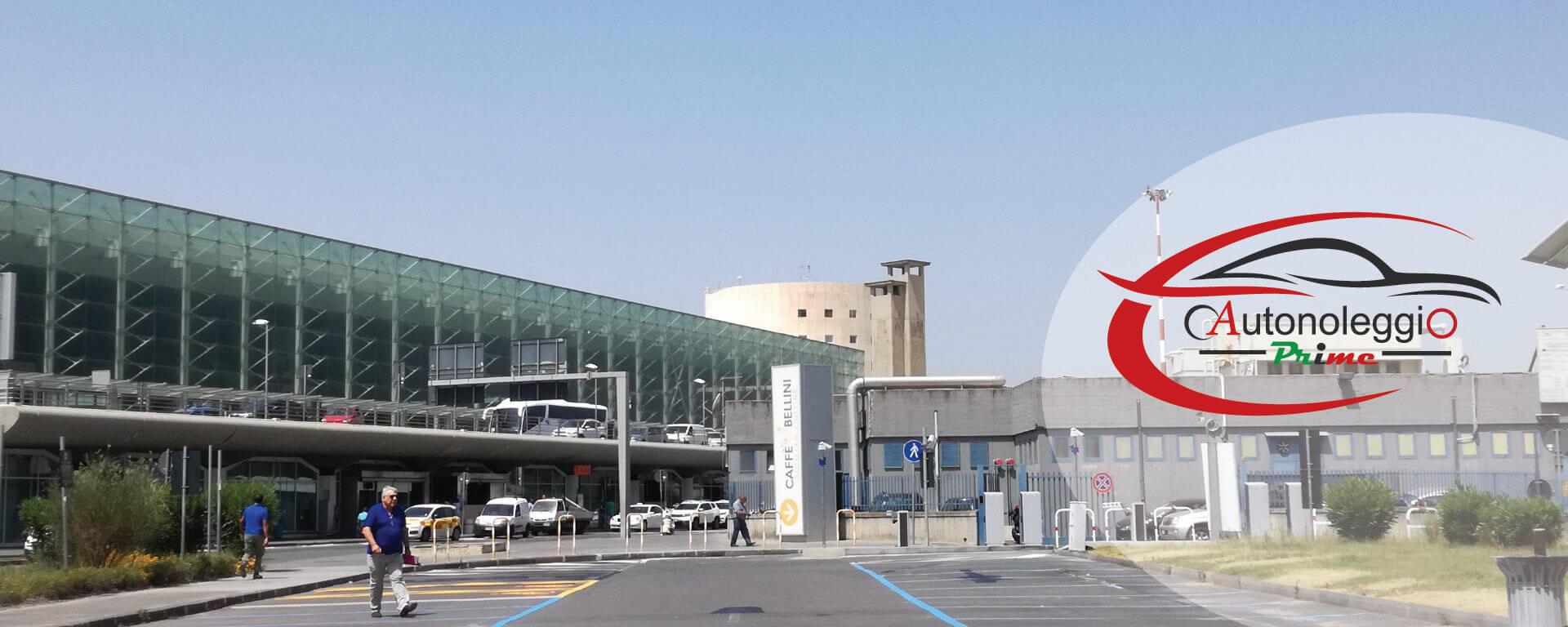 Aeroporto Catania Fontanarossa