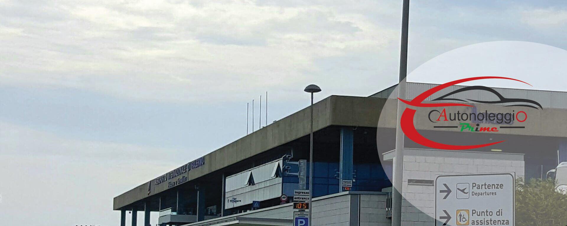 Aeroporto Palermo Punta Raisi Falcone Borsellino