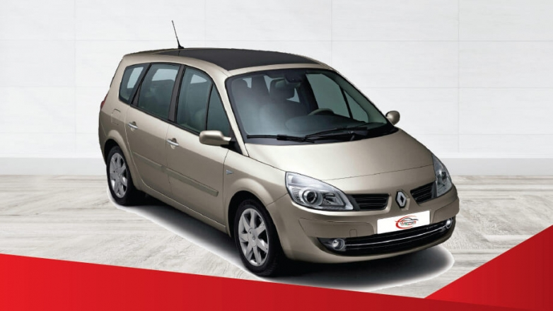 Rent a Renault Scenic 1.9 dCi