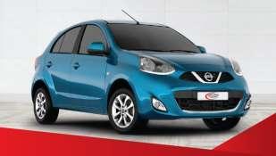 Rent a Nissan Micra a Catania