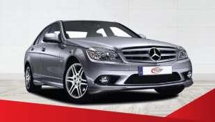 Rent a Mercedes C220 CDI