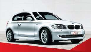 Autonoleggia la BMW 120D