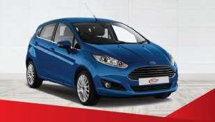 Nuova Ford Fiesta Plus