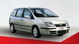 Autonoleggia la Fiat Ulysse 2.2