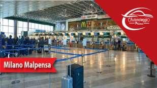 Location de voiture à l'aéroport de Milan Malpensa